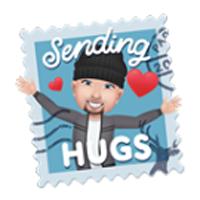 Sending Hugs #Icon