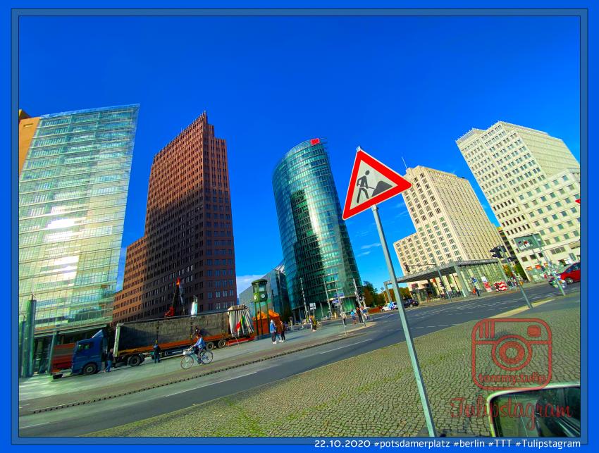 22.10.2020 - #potsdamerplatz #berlin #TTT #Tulipstagram