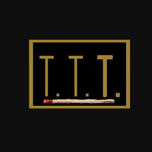 #TTT Iconic Golden Logo