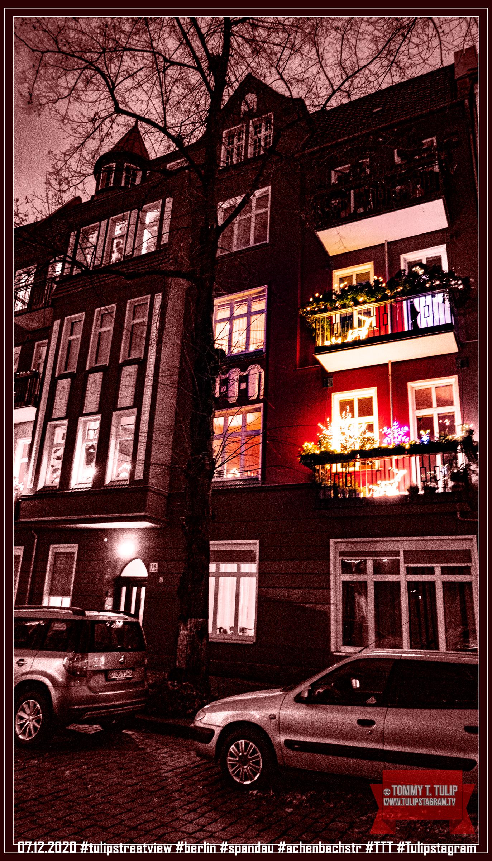 07.12.2020 #tulipstreetview #berlin #spandau #achenbachstr #TTT #Tulipstagram