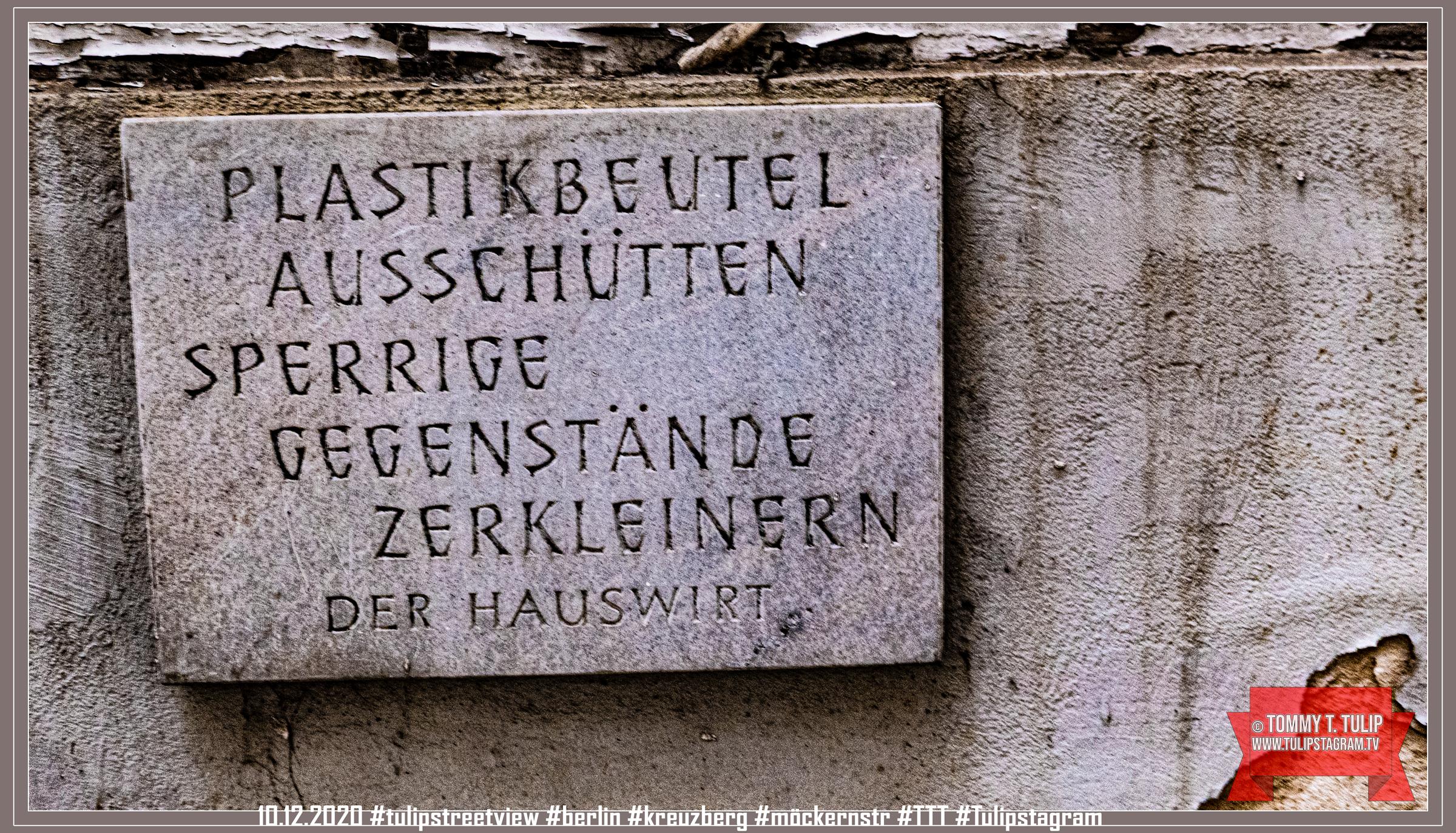 10.12.2020 #tulipstreetview #berlin #kreuzberg #möckernstr #TTT #Tulipstagram